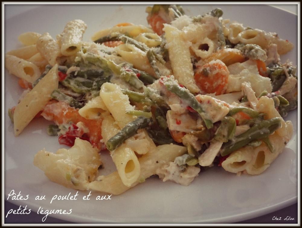 pates-poulet-legumes